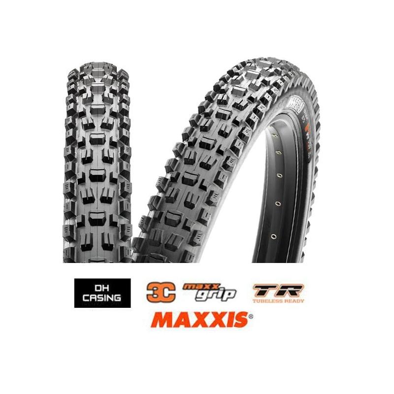 MAXXIS ASSEGAI DH 3C MAXXGRIP TR 29 INCH