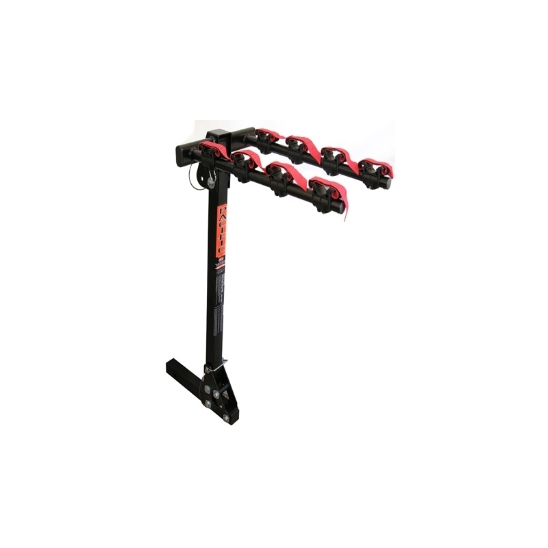 PACIFIC REECE HITCH 4 BIKE CARRIER