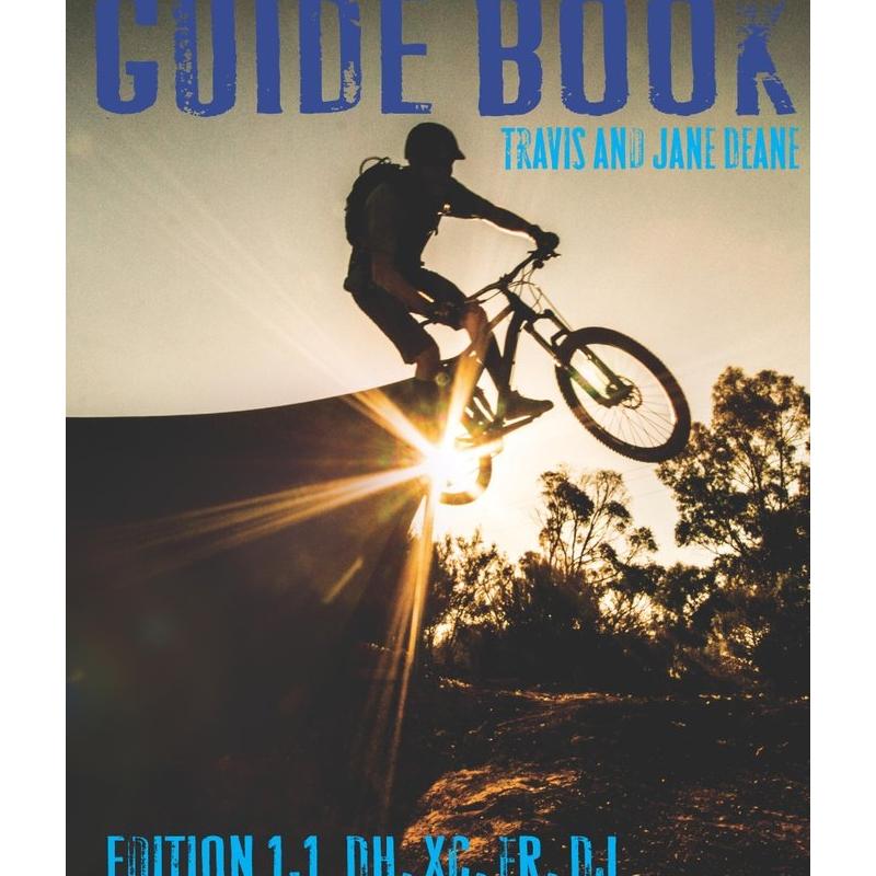 MTB GUIDE BOOK MTB TRAIL GUIDE TASMANIA 1.1