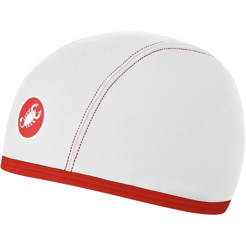 CASTELLI THERMO SKULLY WHITE UNIVERSAL