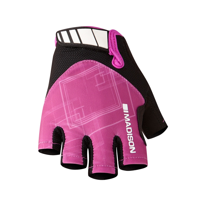 Image: MADISON SPORTIVE GLOVES LADIES VERY BERRY SMALL
