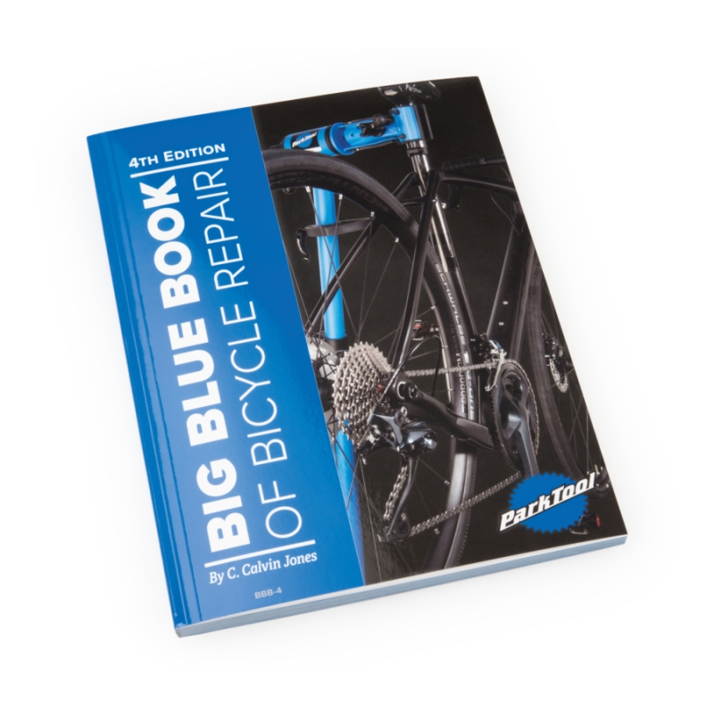 PARK TOOL BIG BLUE BOOK 4TH EDITION BBB-4