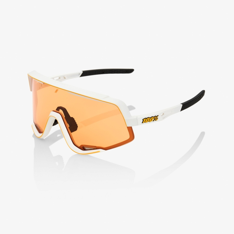 100% GLENDALE - SOFT TACT OFF WHITE - PERSIMMON LENS