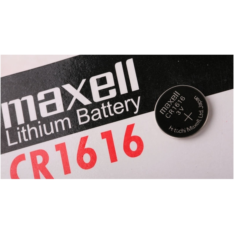 MAXELL BATTERY CR1616