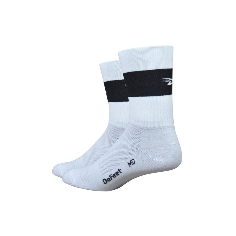 DEFEET AIREATOR TEAM 5 INCH SOCKS