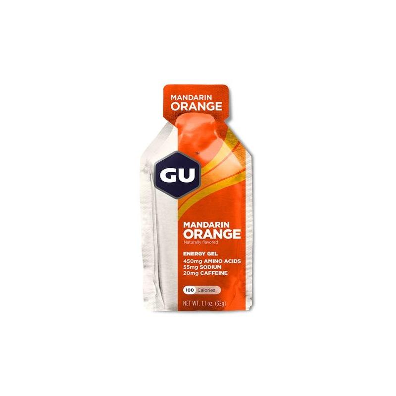 GU ENERGY GEL MANDARIN ORANGE
