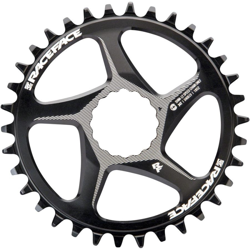 RACEFACE CHAINRING CINCH DIRECT MOUNT SHIMANO 12S