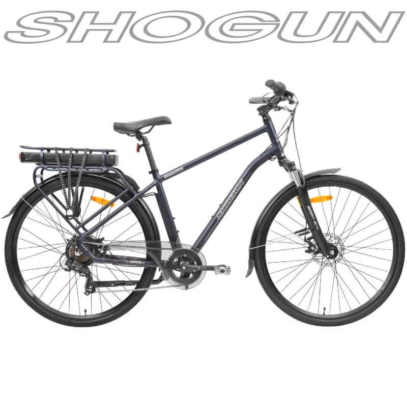 SHOGUN SB200 MENS E-BIKE 18 INCH