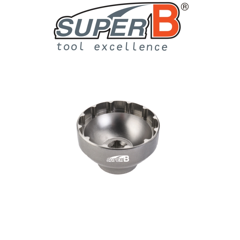 SUPER B BOTTOM TOOL 12-NOTCH BSA30
