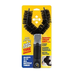 Image: WHITE LIGHTNING TYRE BRUSH