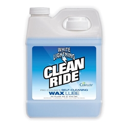 Image: WHITE LIGHTNING CLEAN RIDE WAX LUBE 32OZ