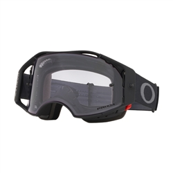 Image: OAKLEY AIRBRAKE MTB GOGGLE BLACK GUNMETAL - PRIZM LOW LIGHT