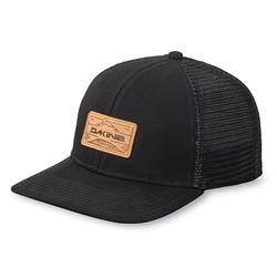 Image: DAKINE PEAK TO PEAK TRUCKER CAP BLACK