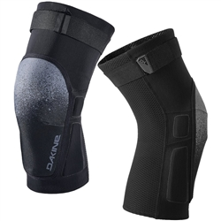 Image: DAKINE SLAYER PRO KNEE PADS 10002775 BLACK LARGE
