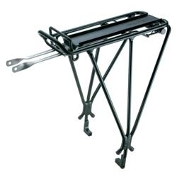 Image: TOPEAK EXPLORER RACK W/DISC MOUNT AND SPRING BLACK