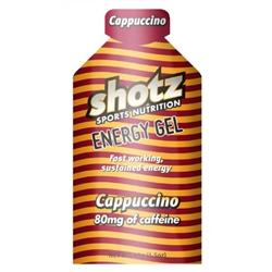 Image: SHOTZ ENERGY GEL CAPPUCCINO