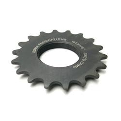 Image: SOMA FABRICATIONS COG FIXED BLACK