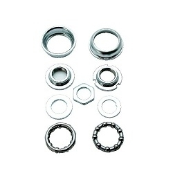 Image: GENERIC BOTTOM BRACKET SET AMERICAN LOOSE SILVER