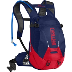 Image: CAMELBAK SKYLINE LR 10 3L PITCH BLUE / RACING RED