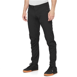 Image: 100% AIRMATIC PANTS BLACK 34
