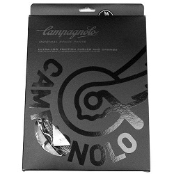 Image: CAMPAGNOLO CABLE KIT 11S COMPLETE CG-ER600 BLACK