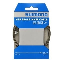 Image: SHIMANO BRAKE INNER STAINLESS 1.6MM X 2050MM