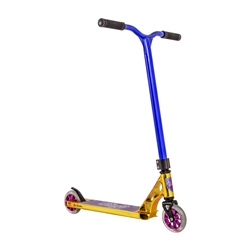 Image: GRIT VIBES SCOOTER GLAM GOLD / VAPOUR PURPLE