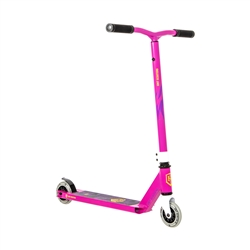 Image: GRIT ATOM 2 PIECE / 2 HEIGHT BARS SCOOTER PINK
