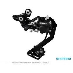 Image: SHIMANO XT RD-M786 REAR DERAILLEUR BLACK