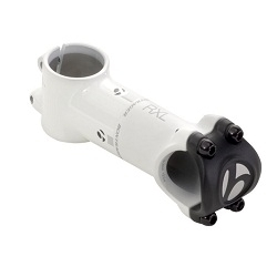 Image: BONTRAGER RACE X LIGHT STEM RXL WHITE