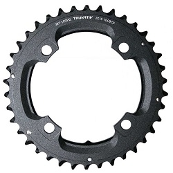 Image: TRUVATIV XO / X9 CHAINRING 38T 49CL NO PIN