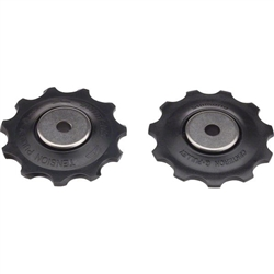 Image: SHIMANO PULLEY SET GUIDE & TENSION ROAD 11 SPEED MTB 10 SPEED