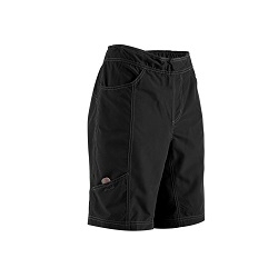 Image: LOUIS GARNEAU CYCLO 2 SHORT LADIES BLACK XLARGE