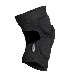 Image: FOX HEAD LAUNCH PRO KNEE GUARD BLACK L/XL
