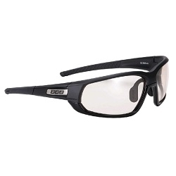 Image: BBB ADAPT PHOTOCHROMATIC SUNGLASSES BSG-45PH BLACK