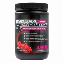Image: ENDURA NUTRITION REHYDRATION PERFORMANCE FUEL 800G RASPBERRY
