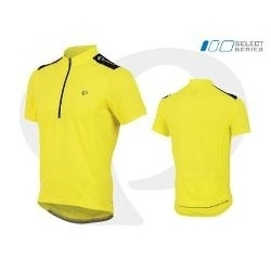 Image: PEARL IZUMI QUEST JERSEY YELLOW MEDIUM