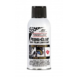 Image: FINISH LINE PEDAL AND CLEAT LUBE 5OZ AEROSOL