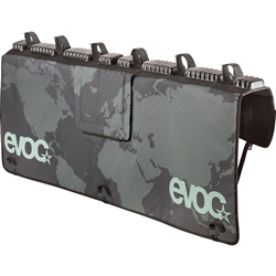 Image: EVOC TAILGATE PAD BLACK MEDIUM/LARGE