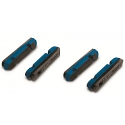 Image: CAMPAGNOLO BR-PEO500 PADS PER BIKE SUIT MILLE / NITE
