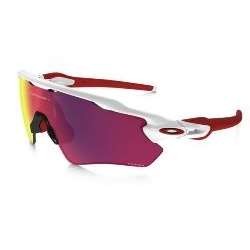 Image: OAKLEY RADAR EV PATH POLISHED WHITE - PRIZM ROAD