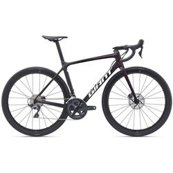 Image: GIANT TCR ADVANCED PRO 1 DISC 2021 ROSEWOOD / CARBON LARGE