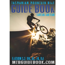 Image: MTB GUIDE BOOK MTB TRAIL GUIDE TASMANIA 1.1