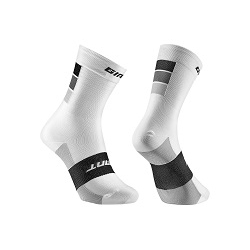 Image: GIANT ELEVATE SOCKS WHITE / BLACK SMALL