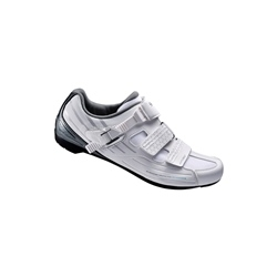 Image: SHIMANO RP3 SH-RP300 ROAD SHOES WOMENS WHITE 39
