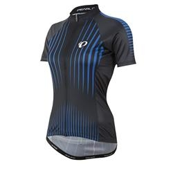 Image: PEARL IZUMI ELITE PURSUIT LTD W'S JERSEY LADIES RADIATING SKY BLUE SMALL