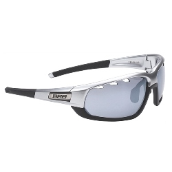 Image: BBB ADAPT SPECIAL EDITION SUNGLASSES BSG-45SE CHROME / BLACK