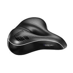 Image: LIV LIV CONNECT COMFORT PLUS SADDLE BLACK