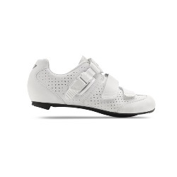 Image: GIRO ESPADA E70 LADIES ROAD SHOE MATTE WHITE 39