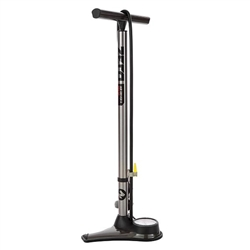 Image: ZERO PRO ALLOY FLOOR PUMP POLISHED
